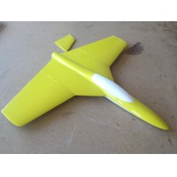 Fusion Prop yellow / white